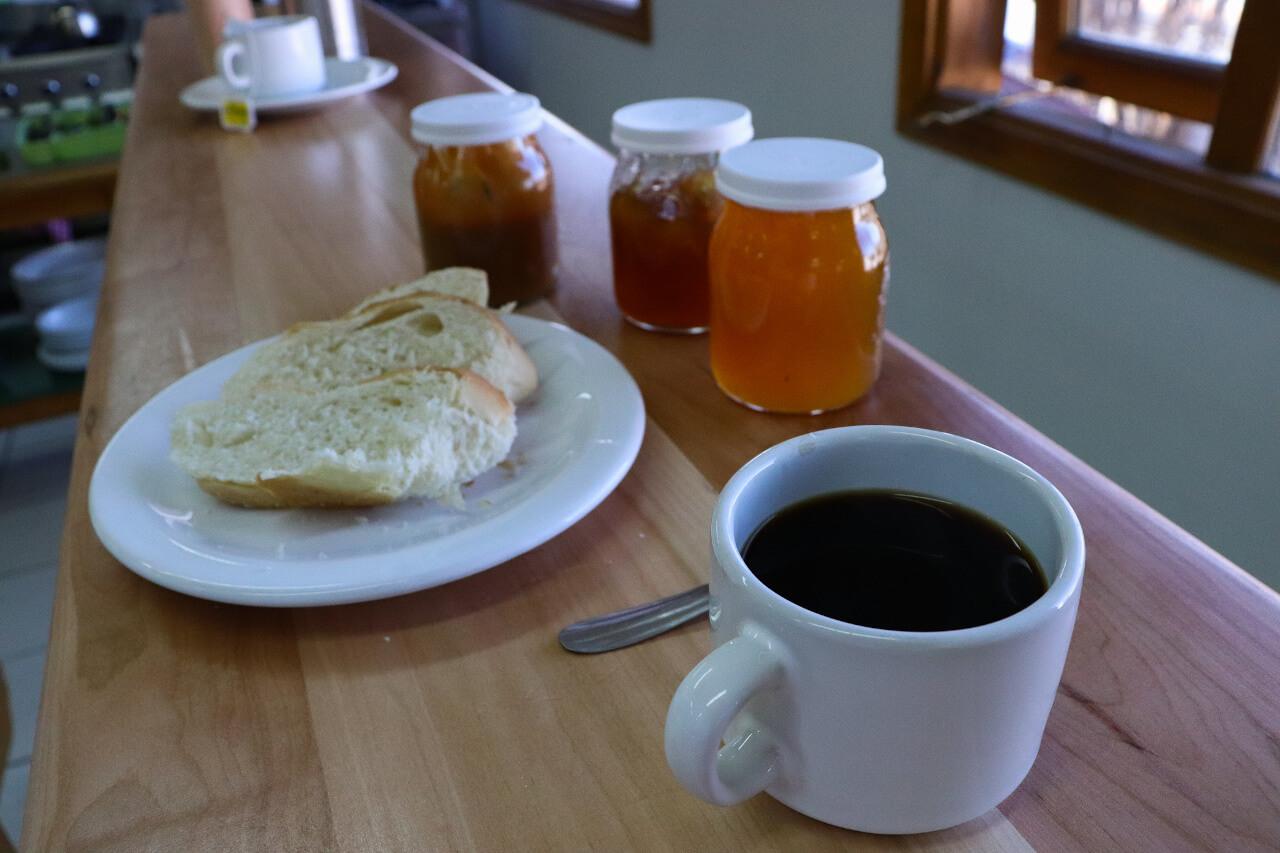Hostel Desayuno