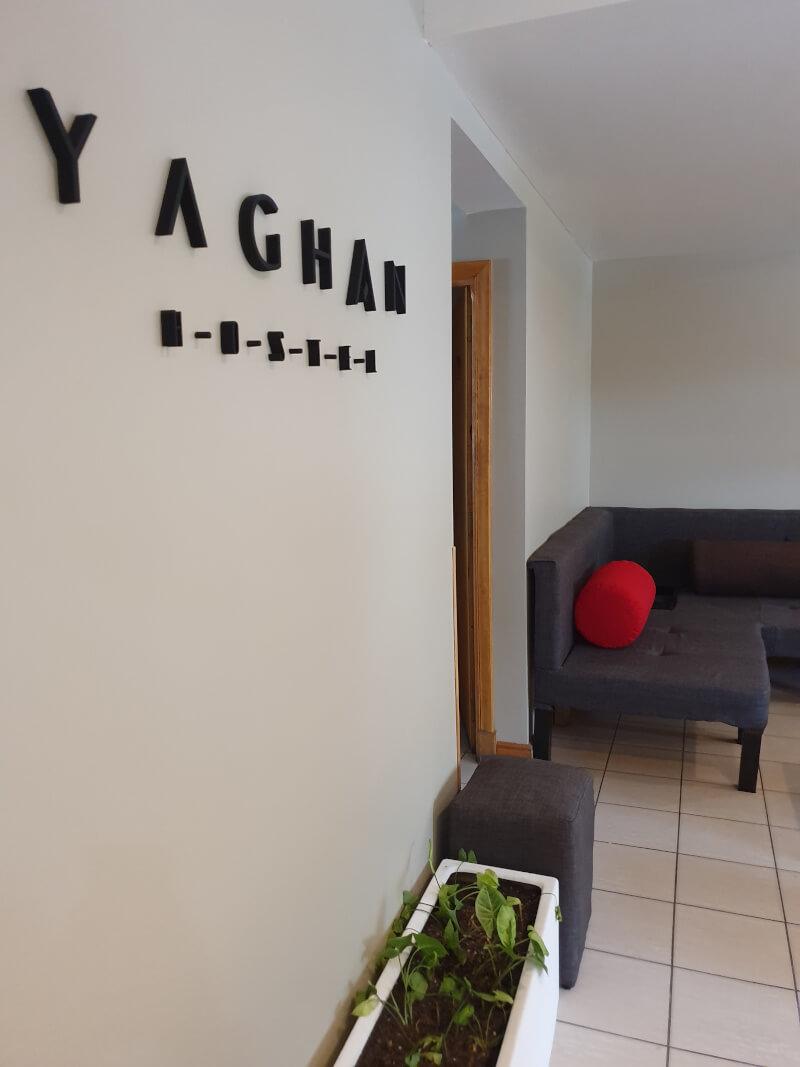 Yaghan Comodidades