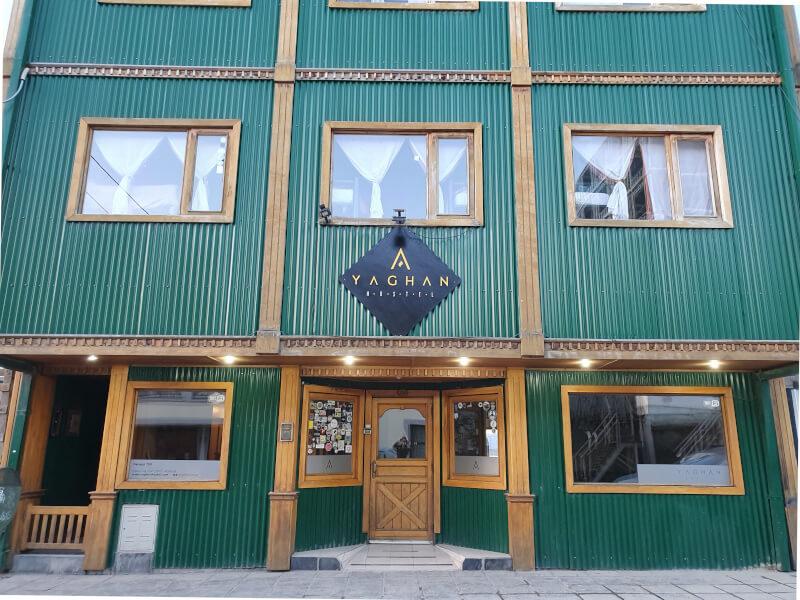 Ushuaia Hostel