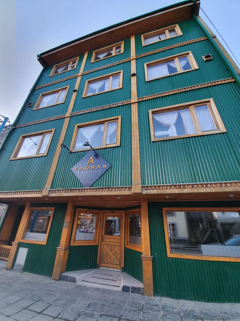 ushuaia yaghan hostel