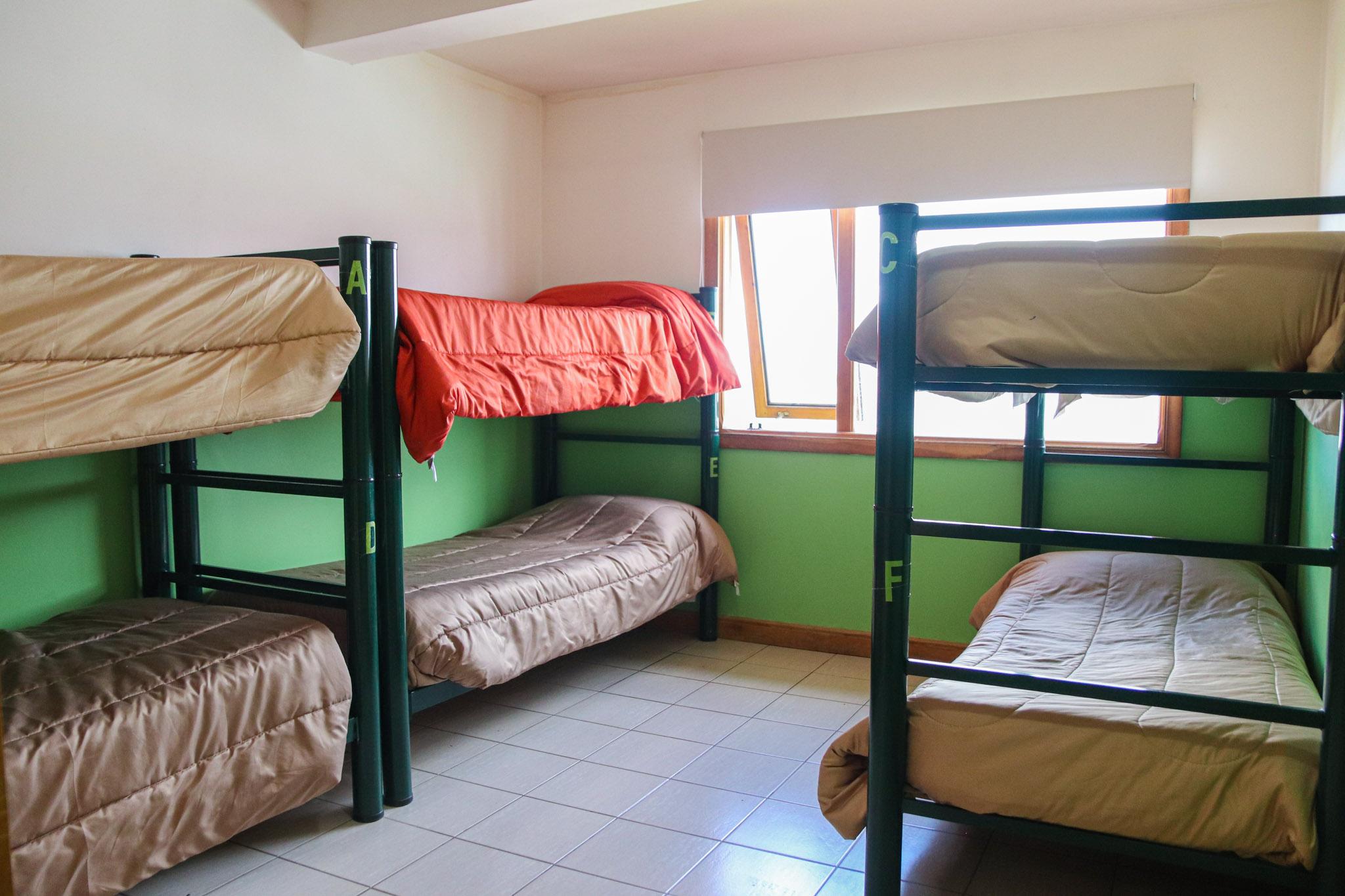 Hostel Cuarto 6 personas